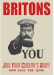 World War I Lord Kitchener Recruitment Poster - A2
