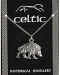 Celtic Boar Pendant