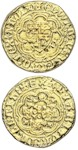 Edward III Quarter Noble