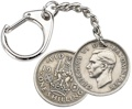 Shilling Key-Ring - George VI