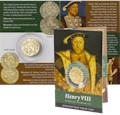 Henry VIII Coin Pack - Half Angel