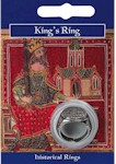 King's Ring - Pewter