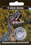 T-Rex Ring Pewter