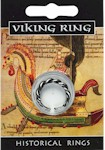 Viking Twist Ring - Pewter